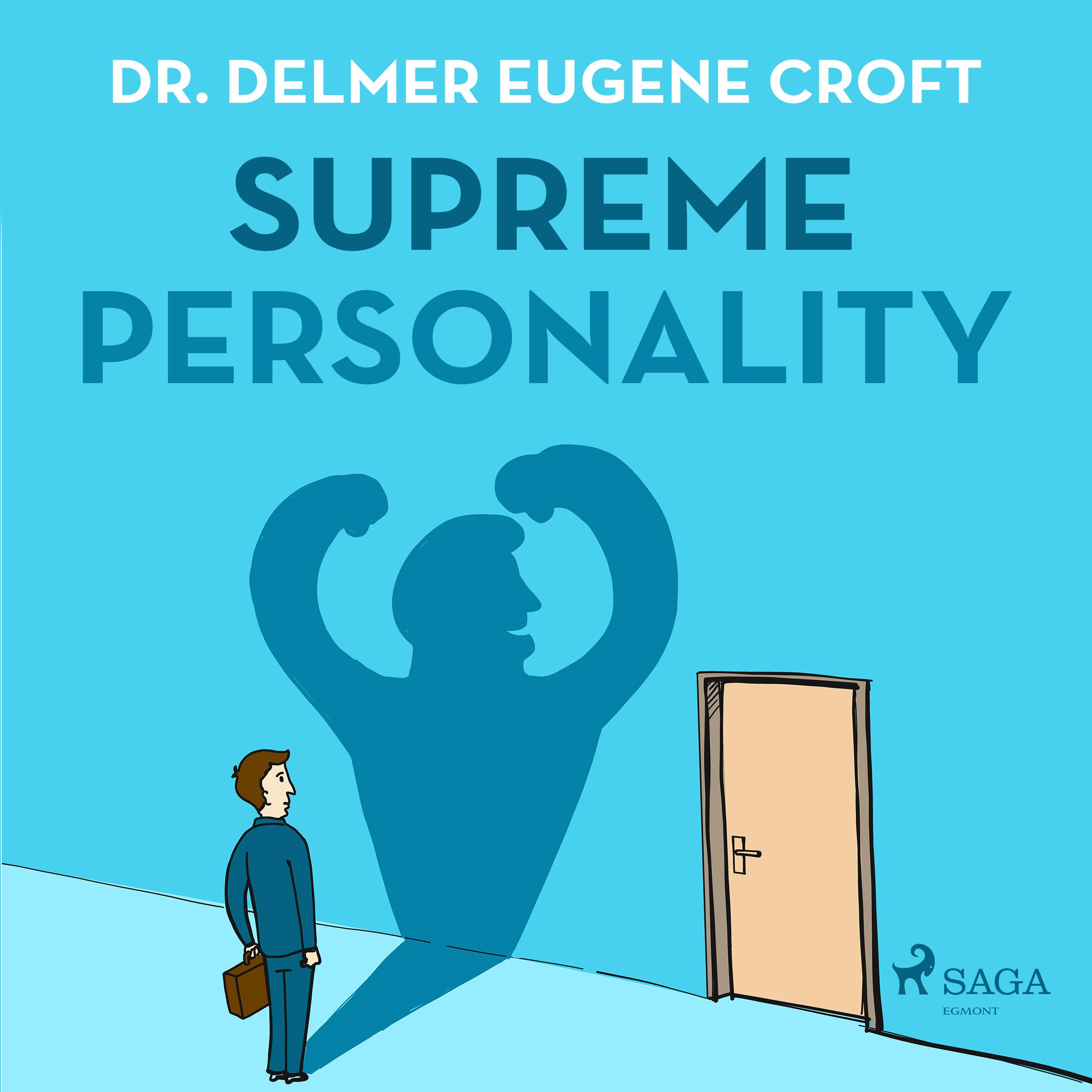 Supreme personality - e-lydbog fra N/A fra bog & mystik