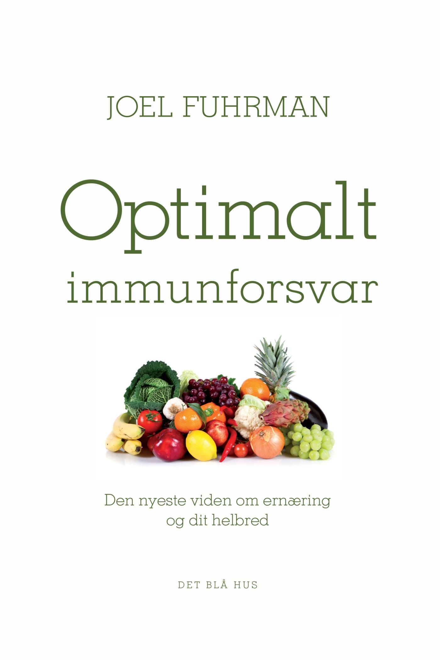 N/A Optimalt immunforsvar - e-bog på bog & mystik