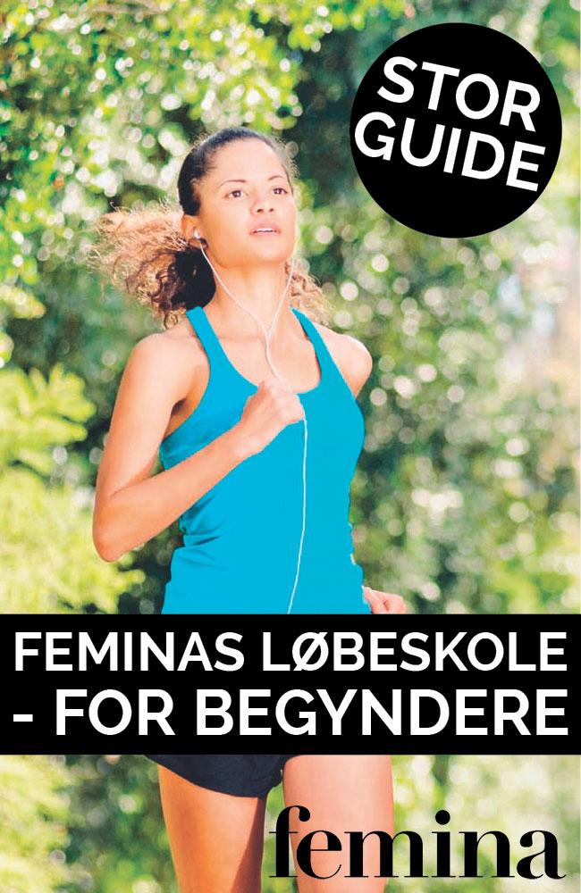 Feminas løbeskole - for begyndere - e-bog fra N/A på bog & mystik