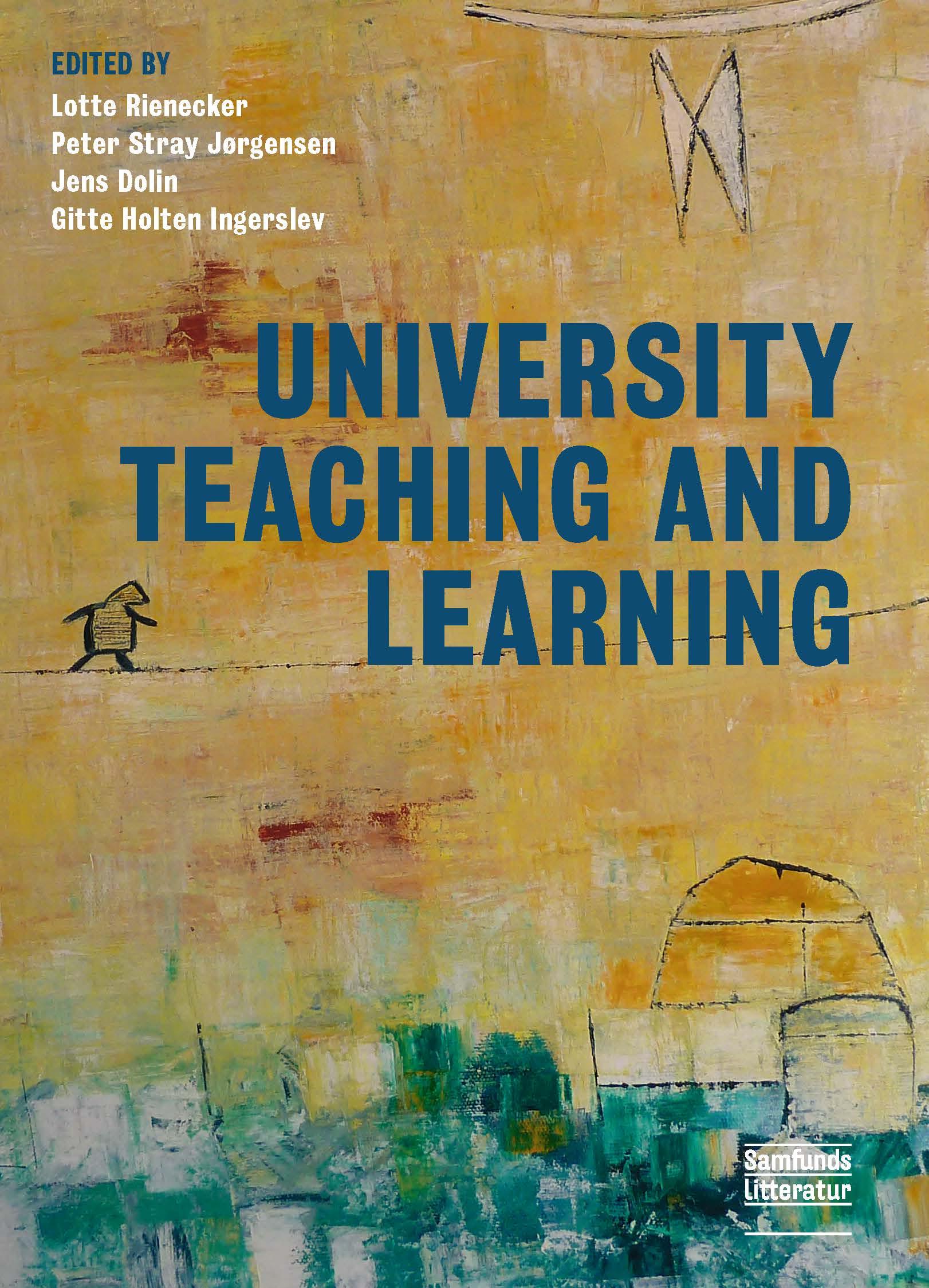 N/A – University teaching and learning - e-bog fra bog & mystik