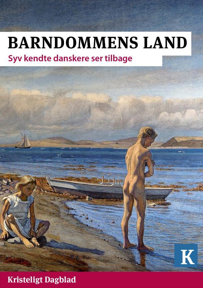 Barndommens land - E-bog