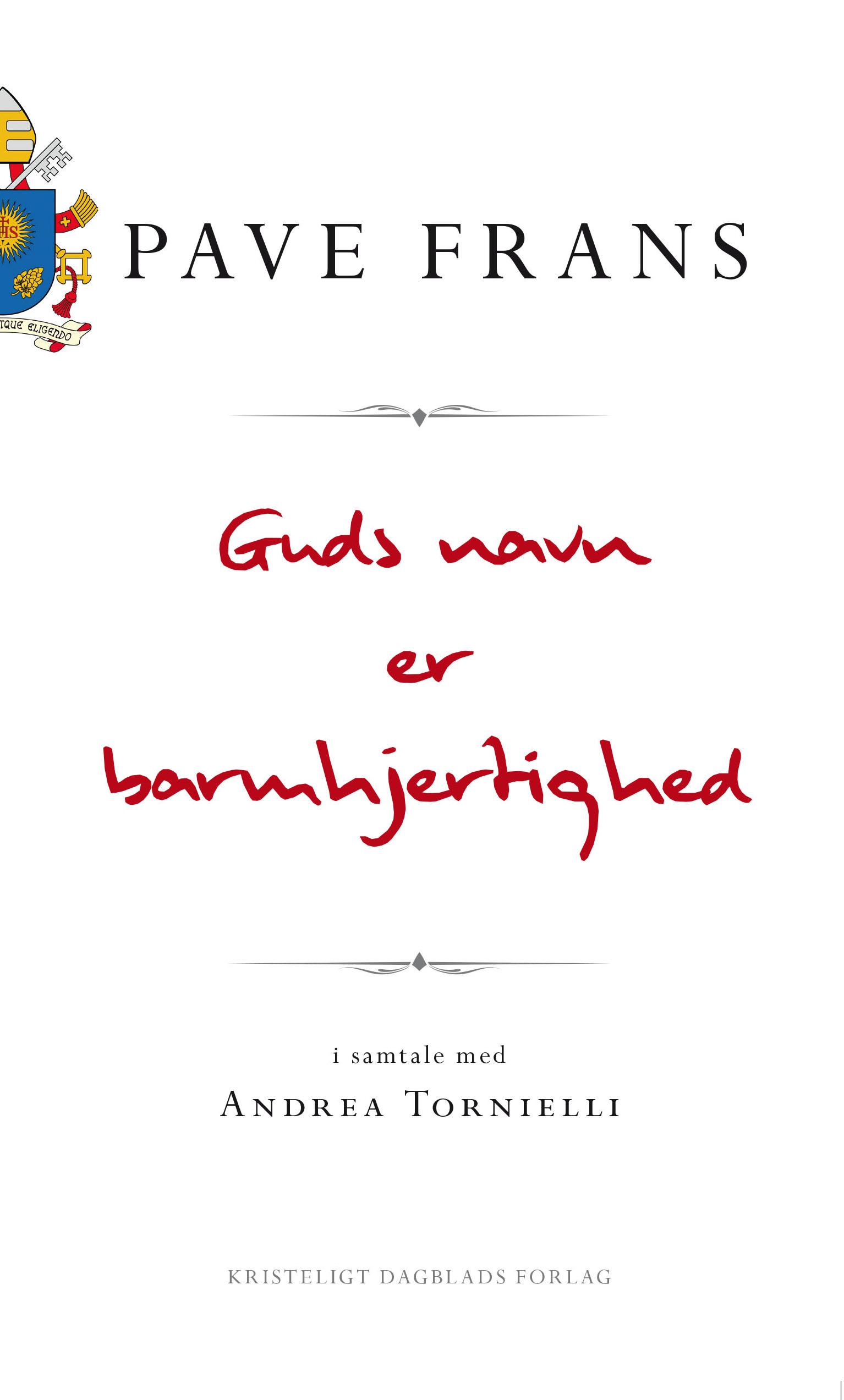 Image of   Guds navn er barmhjertighed - E-bog