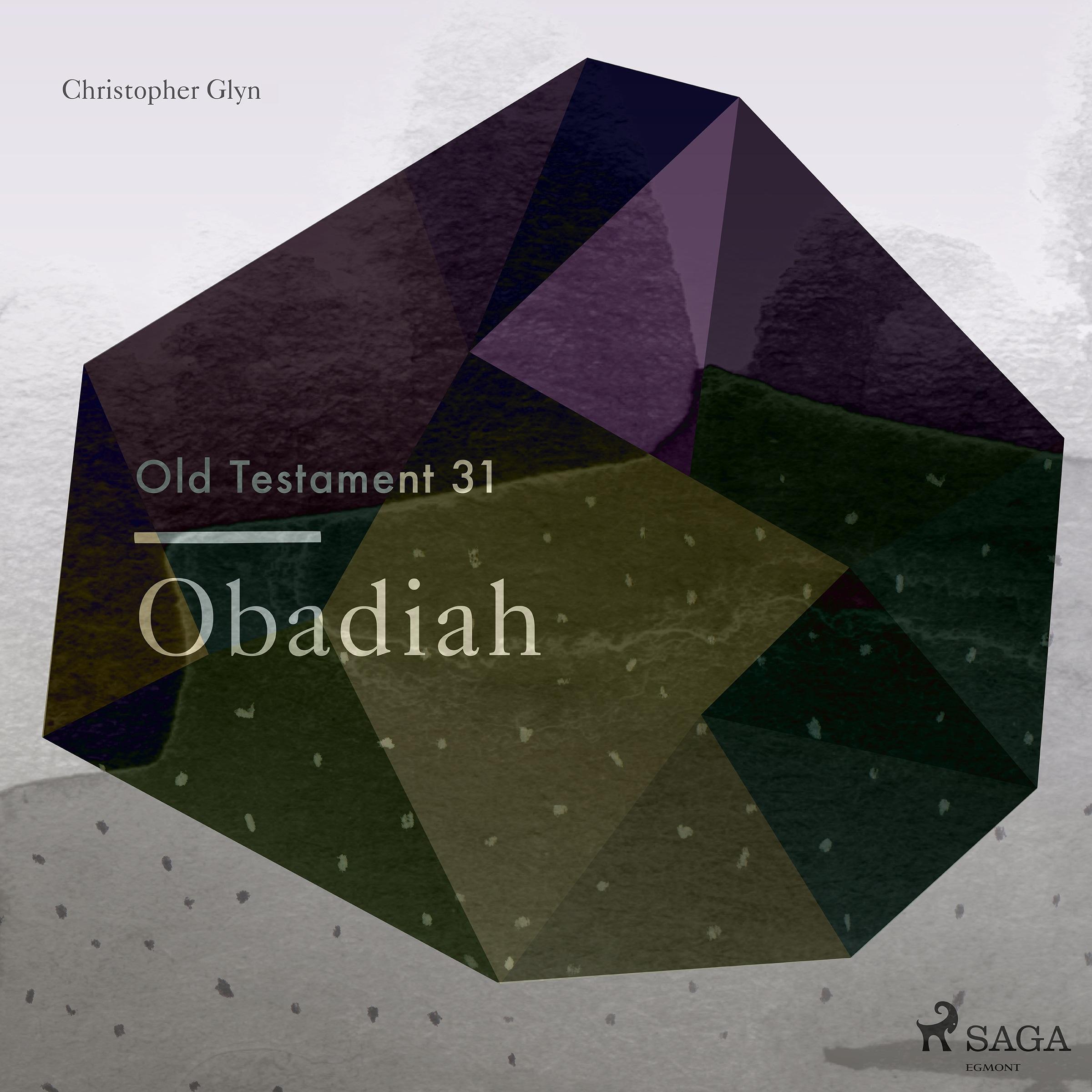 N/A – The old testament 31 - obadiah - e-lydbog fra bog & mystik