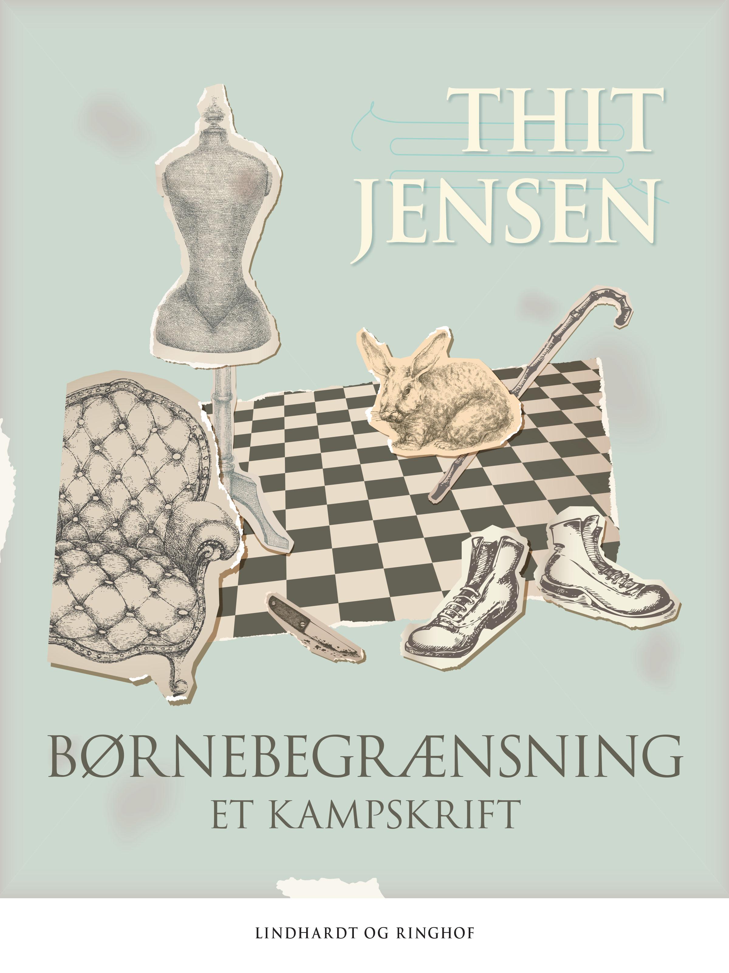 Børnebegrænsning - e-bog fra N/A på bog & mystik