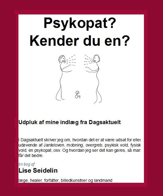 N/A – Psykopat? kender du en? - e-bog fra bog & mystik