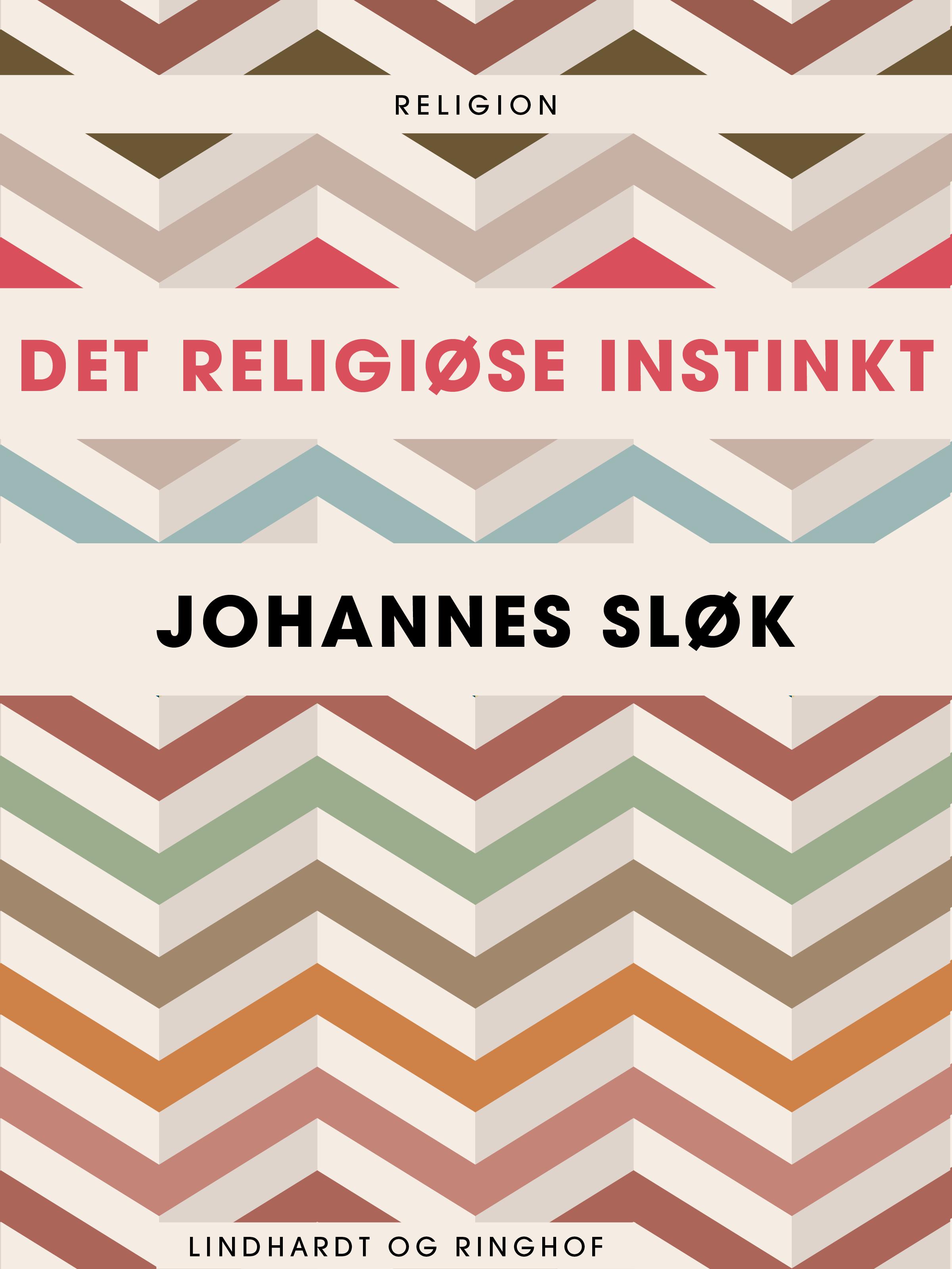 N/A – Det religiøse instinkt - e-bog på bog & mystik