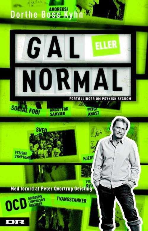 Image of   Gal eller normal - E-bog