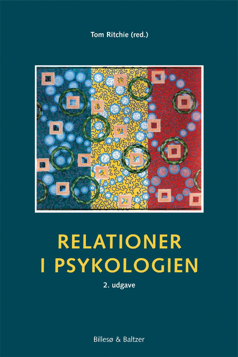 N/A Relationer i psykologien - e-bog fra bog & mystik