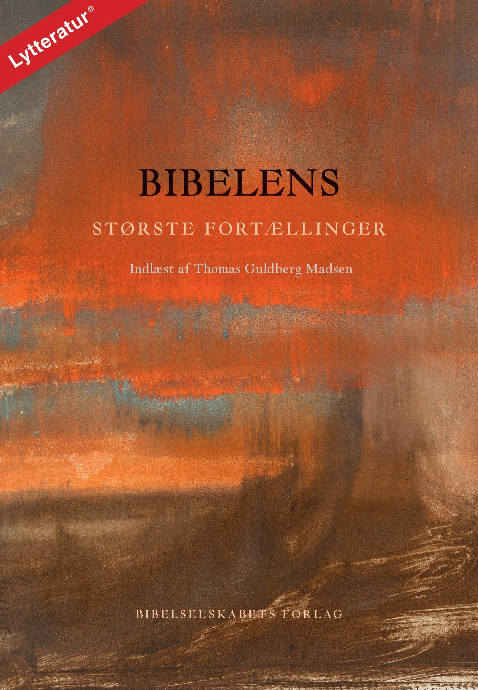Image of   Bibelens største fortællinger - E-lydbog