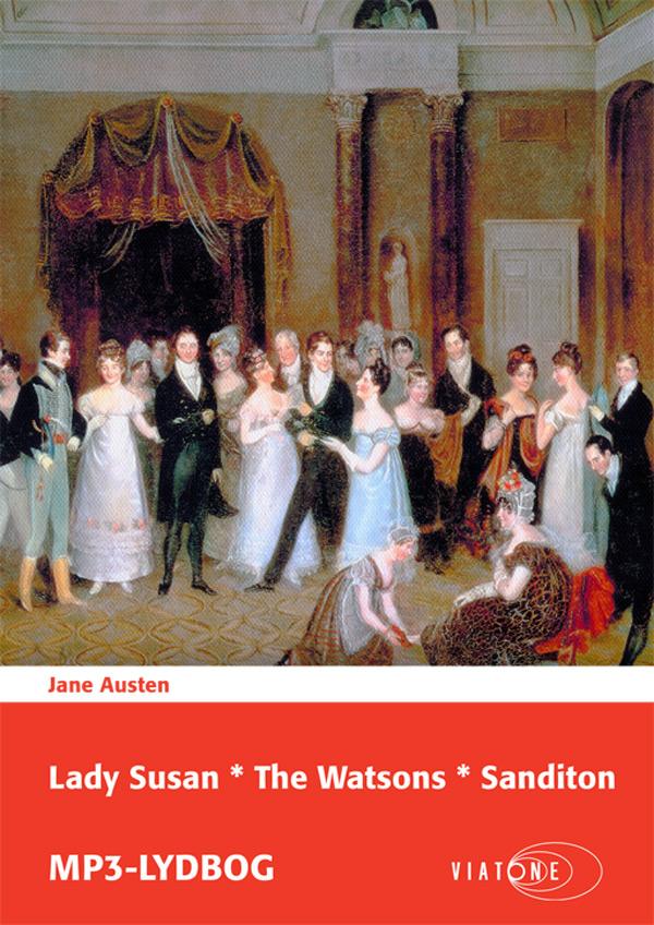 N/A – Lady susan * the watsons * sanditon - e-lydbog på bog & mystik