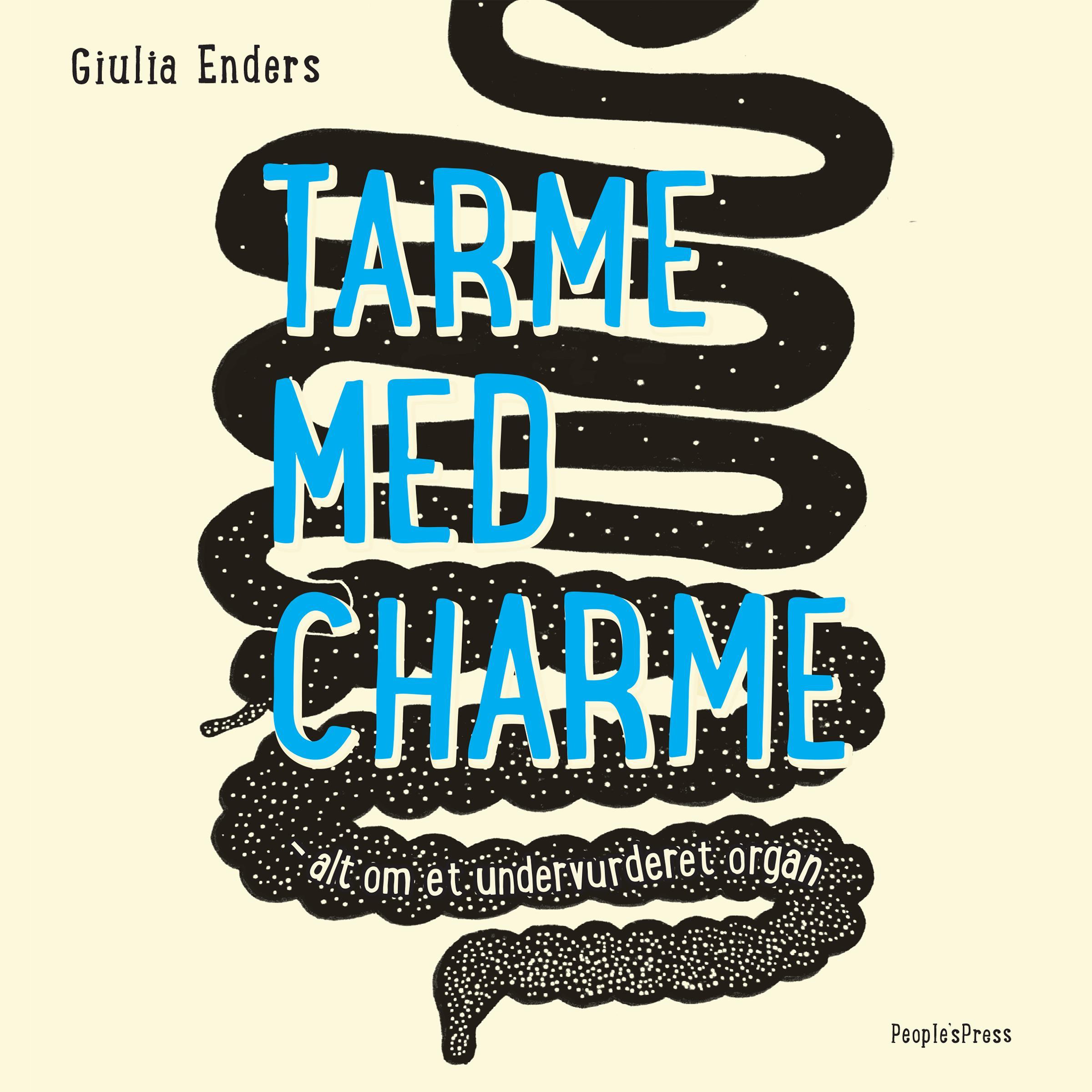 Tarme med charme - e-lydbog fra N/A på bog & mystik