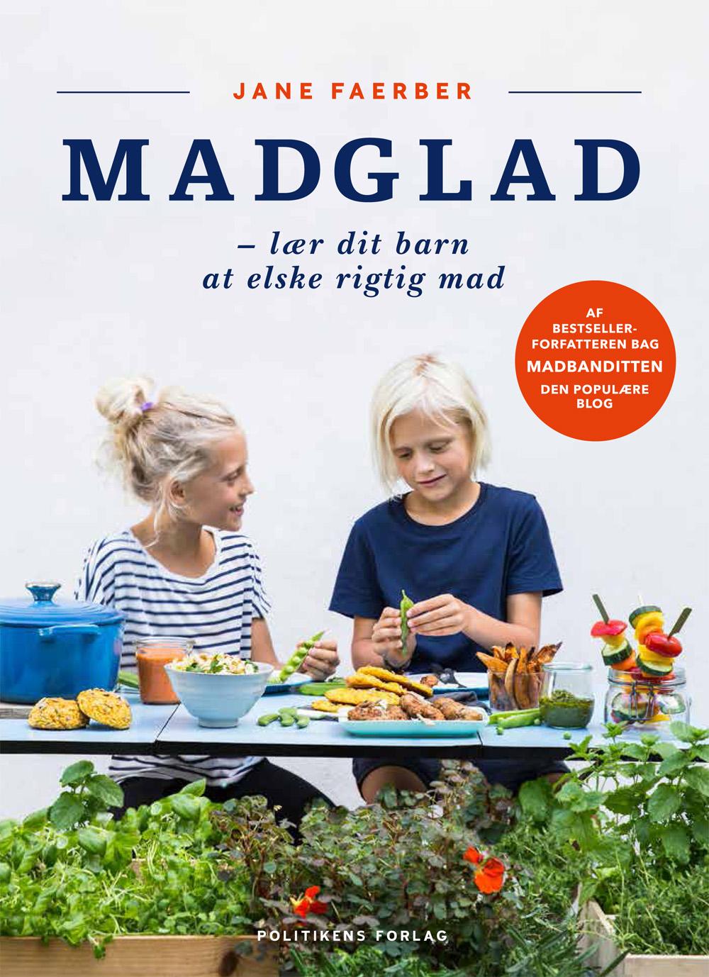 N/A – Madglad - e-bog på bog & mystik