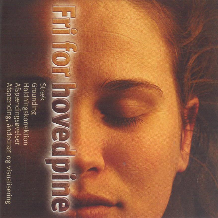 N/A – Fri for hovedpine - e-lydbog på bog & mystik