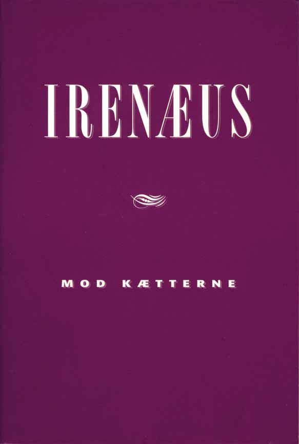 Image of   Irenæus - E-bog