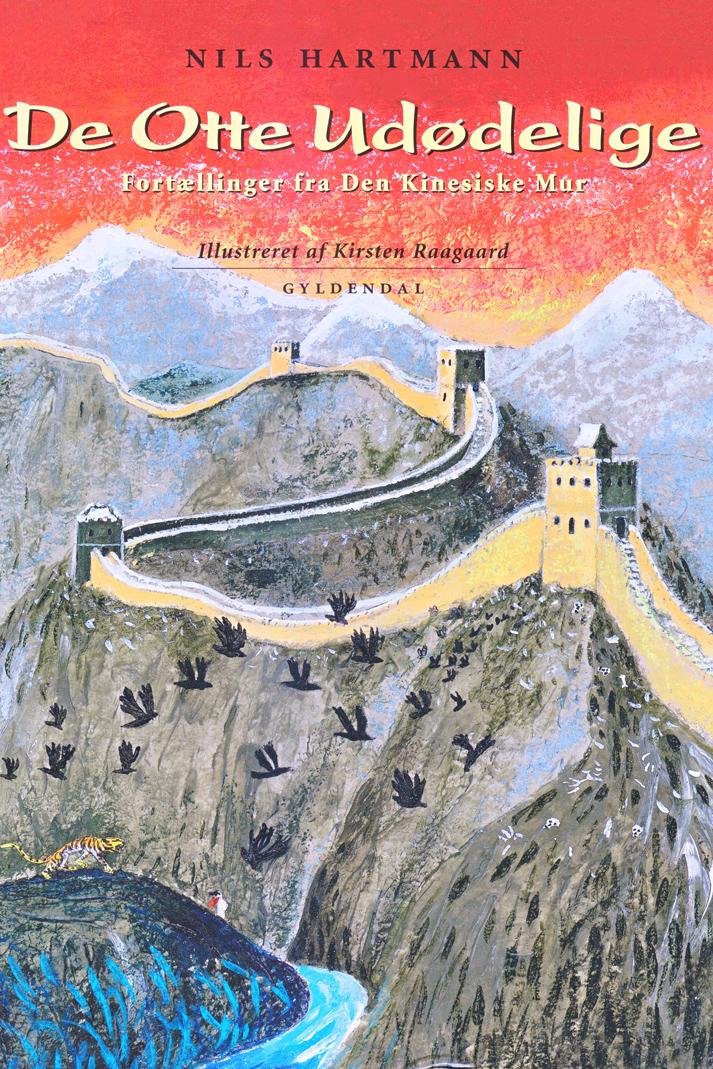 N/A De otte udødelige - e-bog fra bog & mystik