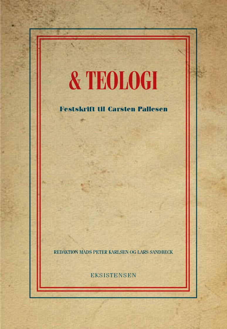 Image of   Og teologi - E-bog