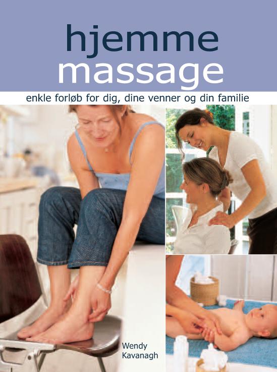 N/A – Hjemme massage - e-bog fra bog & mystik