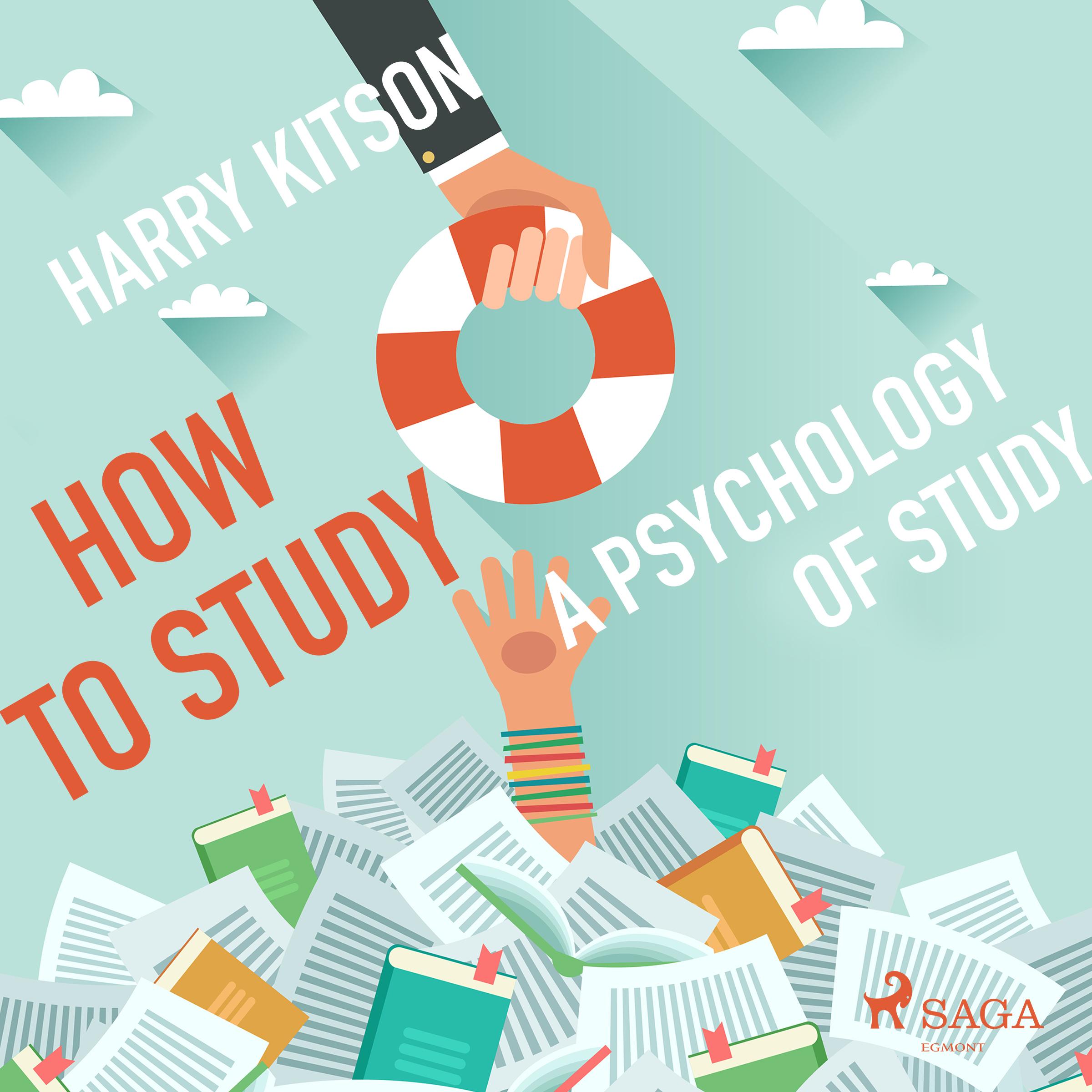 How to study a psychology of study - e-lydbog fra N/A på bog & mystik