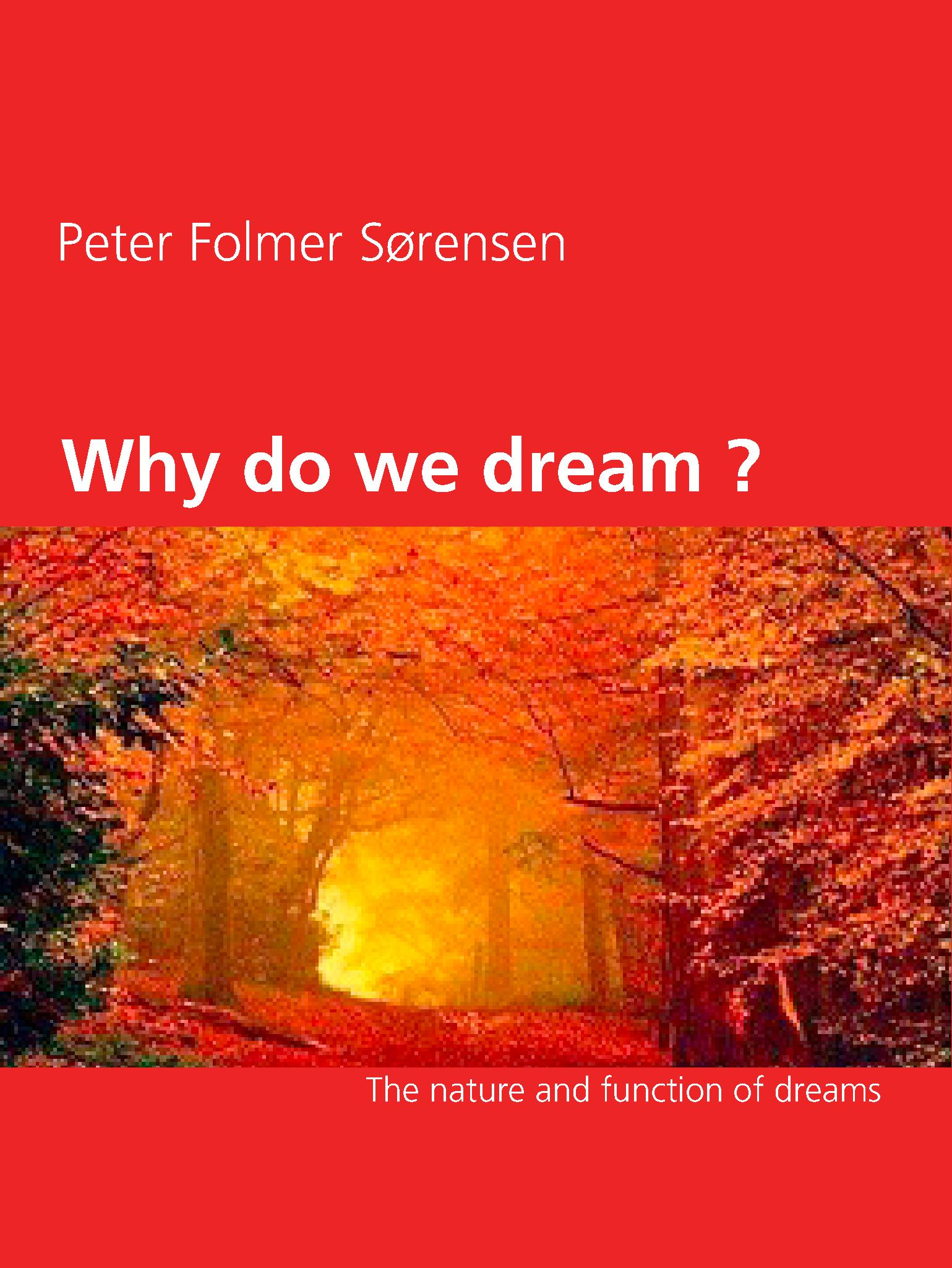 Why do we dream ? - E-bog