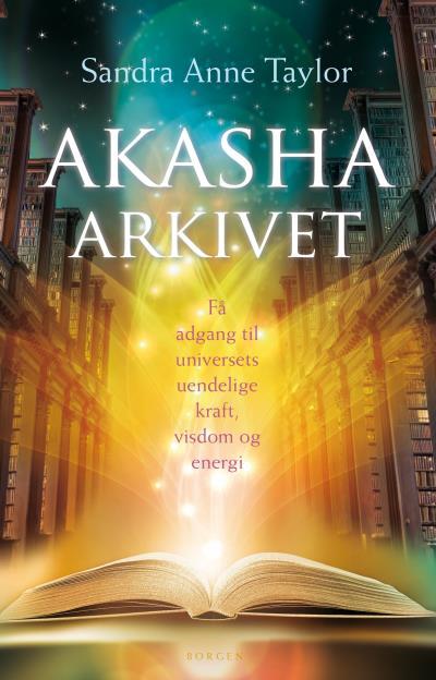 Image of   Akasha-arkivet - E-lydbog