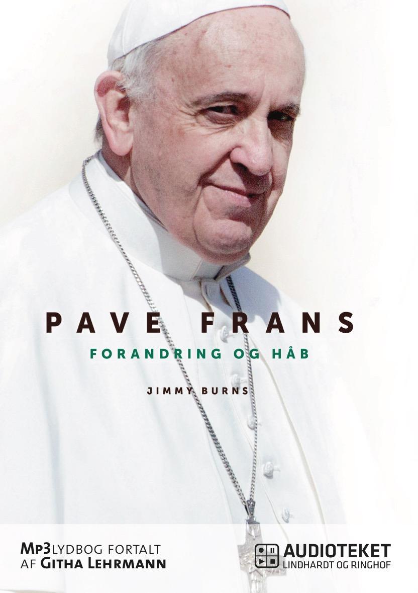Pave frans - forandring og håb - e-lydbog fra N/A fra bog & mystik