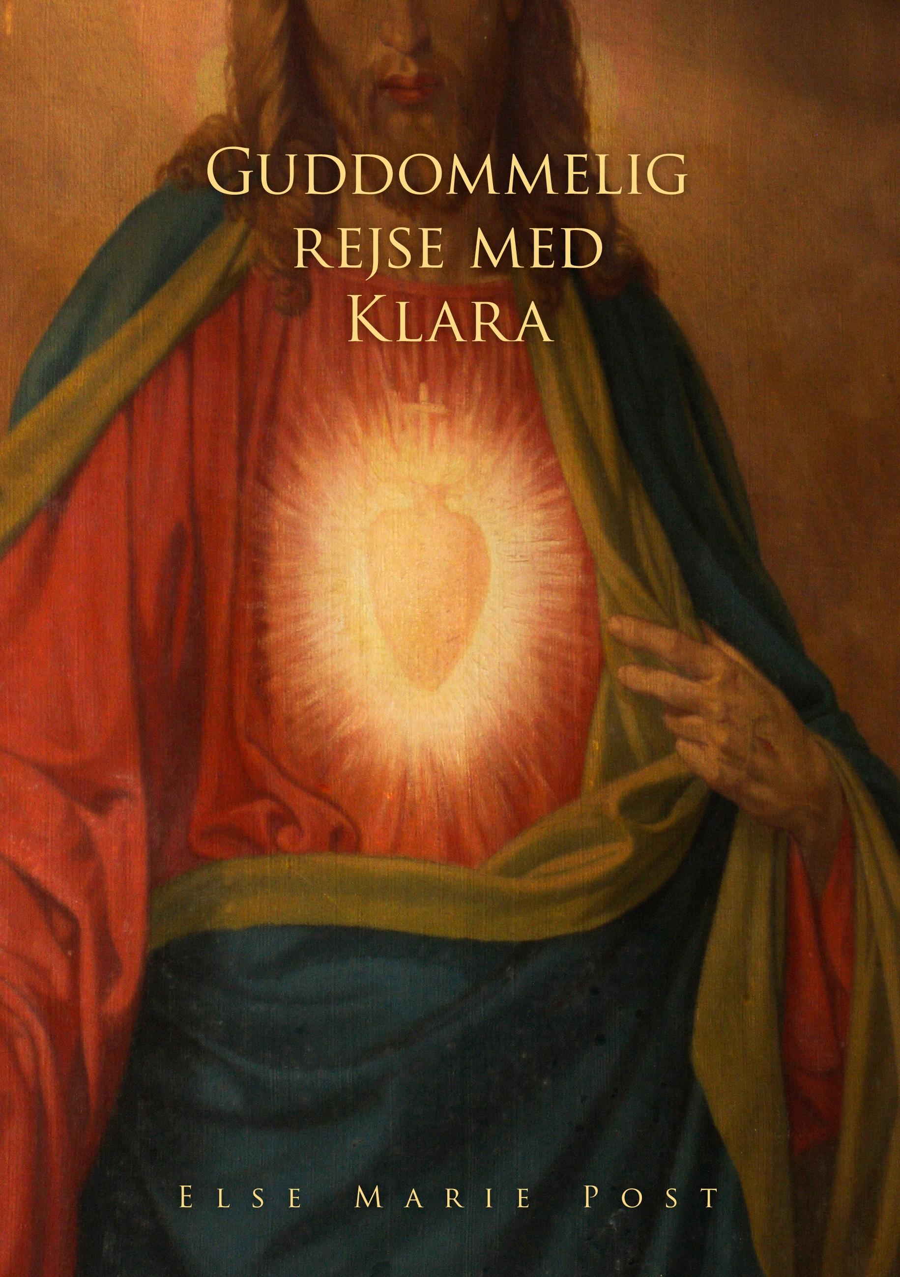 N/A Guddommelig rejse med klara - e-bog på bog & mystik
