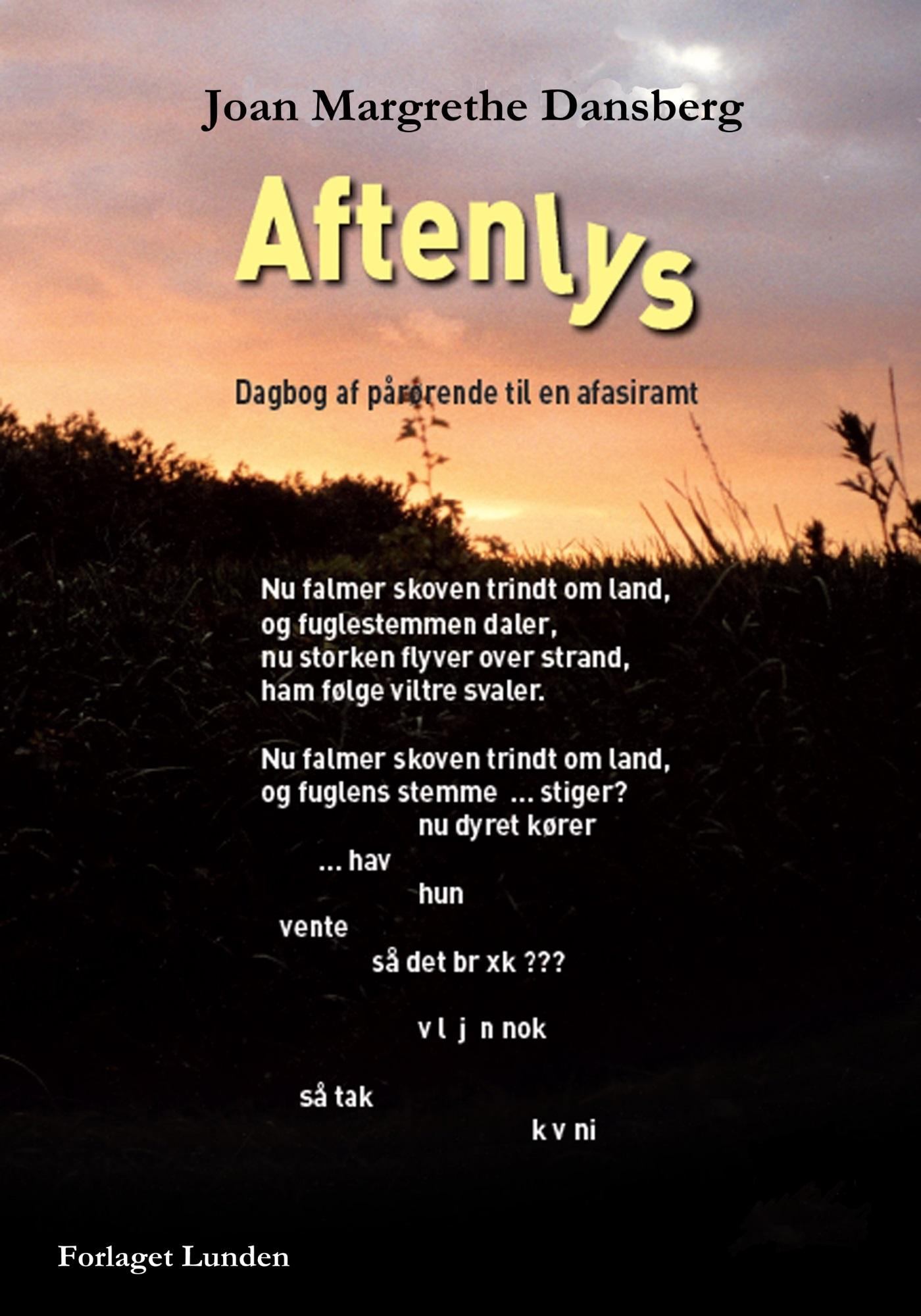 Image of   Aftenlys - E-bog