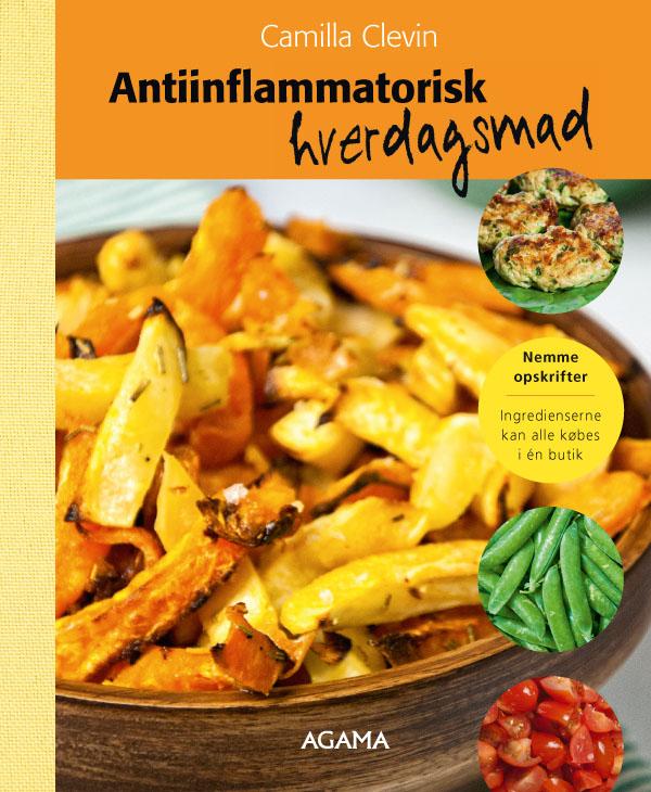 N/A Antiinflammatorisk hverdagsmad - e-bog på bog & mystik