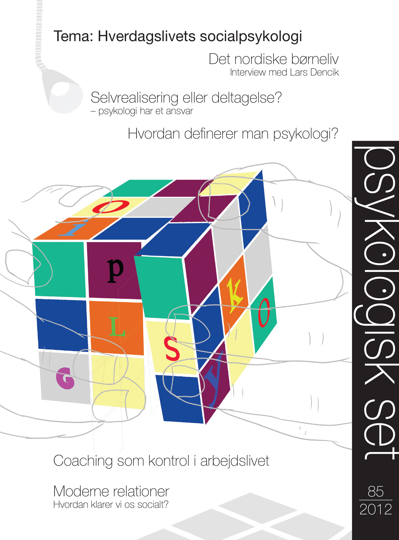 N/A Psykologisk set 85 - e-bog på bog & mystik
