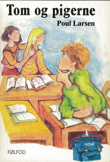 N/A – Tom og pigerne - e-bog fra bog & mystik