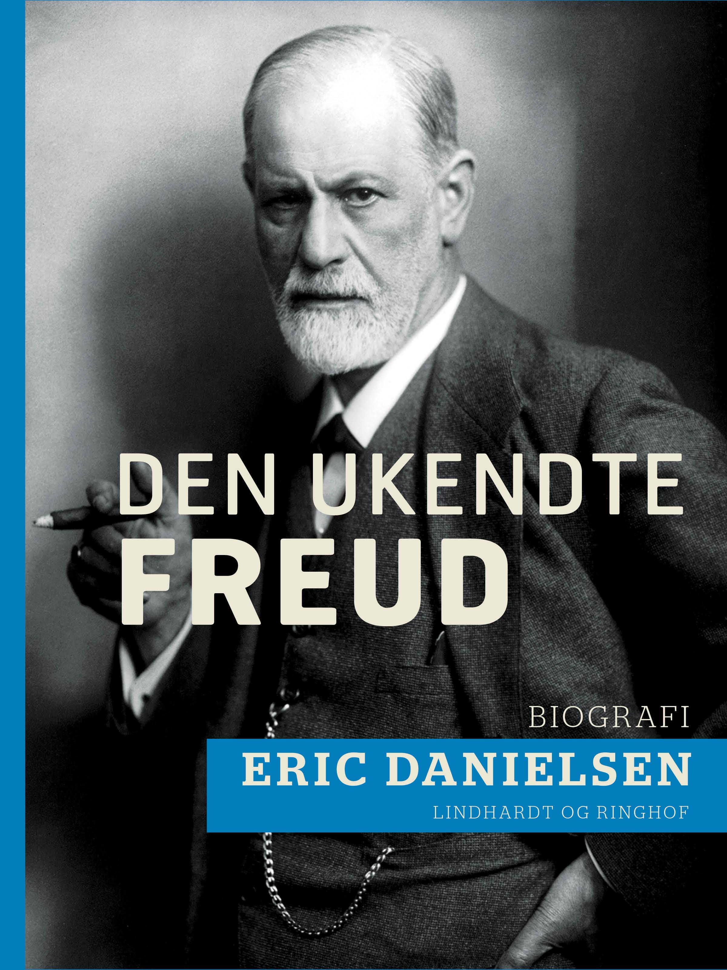 Den ukendte Freud - E-bog