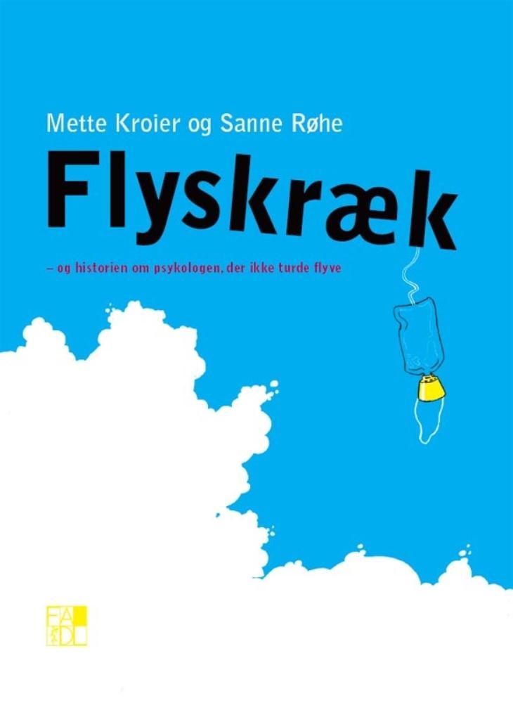 N/A Flyskræk - e-bog på bog & mystik