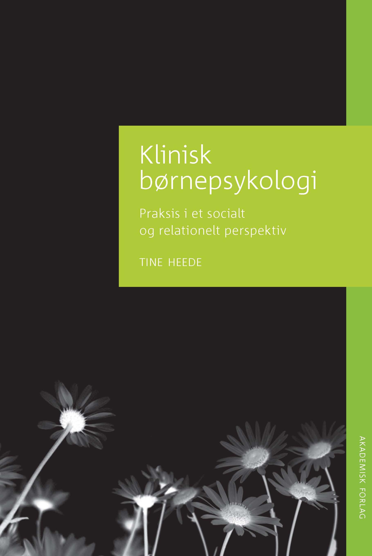 N/A – Klinisk børnepsykologi - e-bog fra bog & mystik