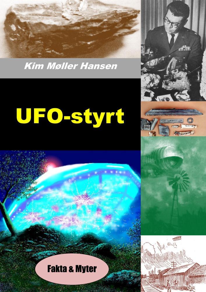 UFO-styrt - E-bog