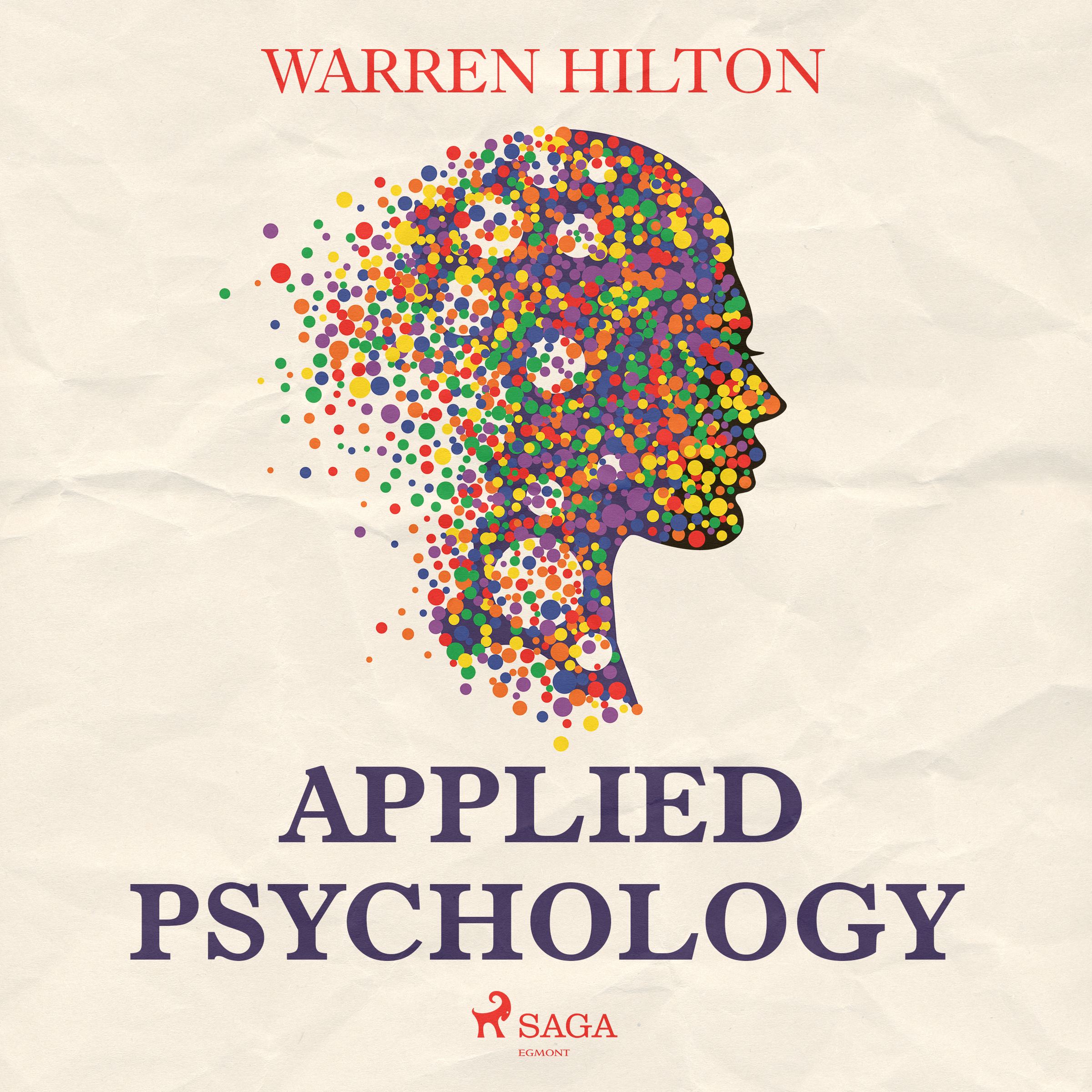 Image of   Applied Psychology - E-lydbog