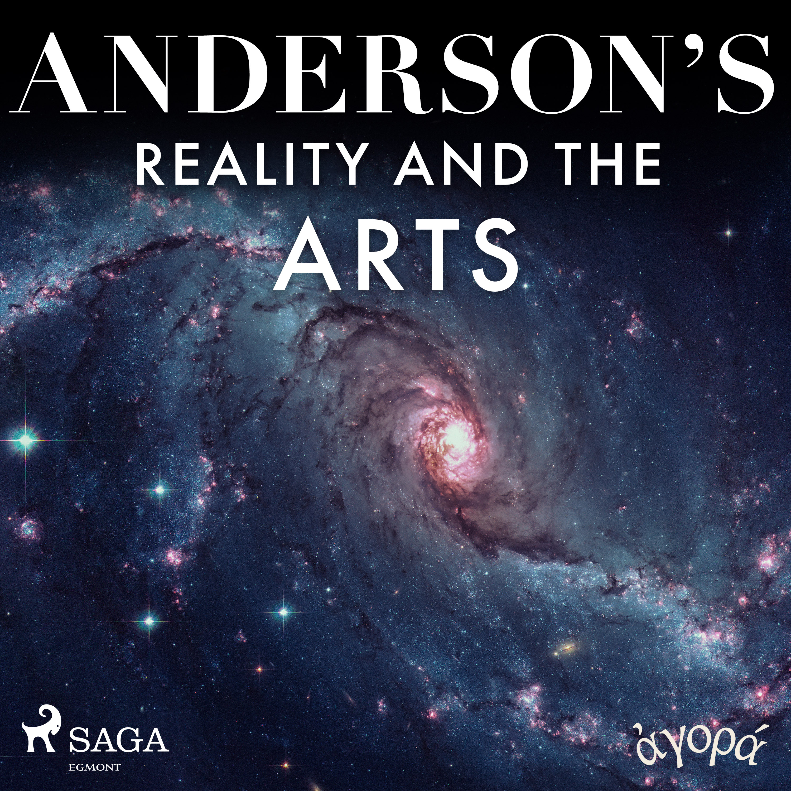 Image of   Anderson's Reality and the Arts - E-lydbog