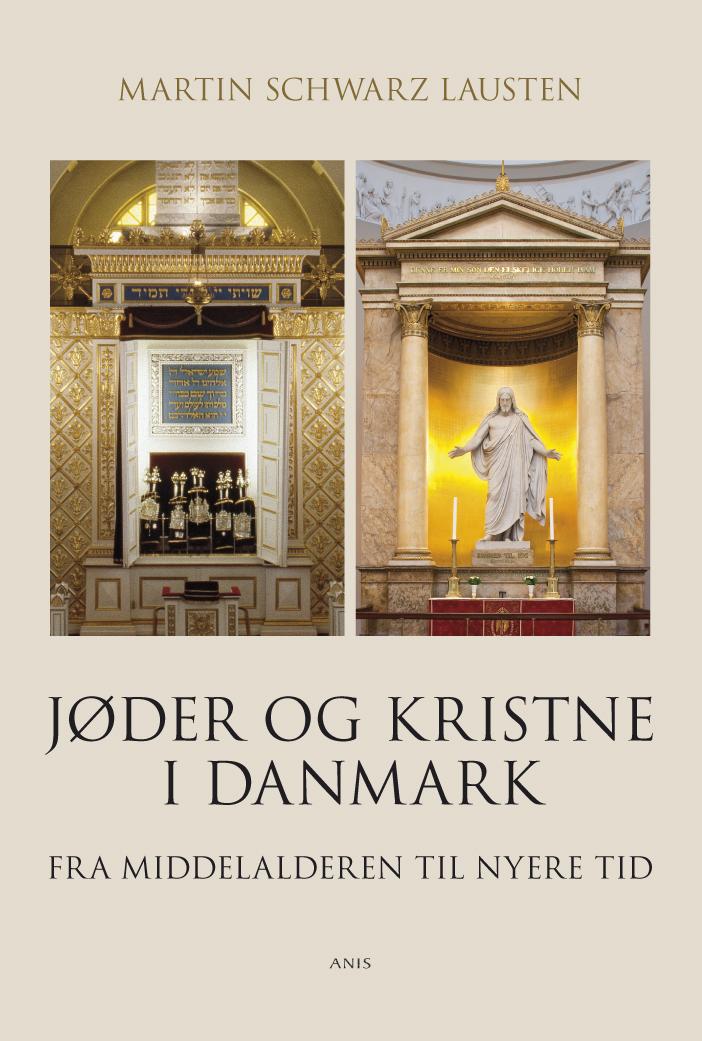 N/A – Jøder og kristne i danmark - e-bog på bog & mystik