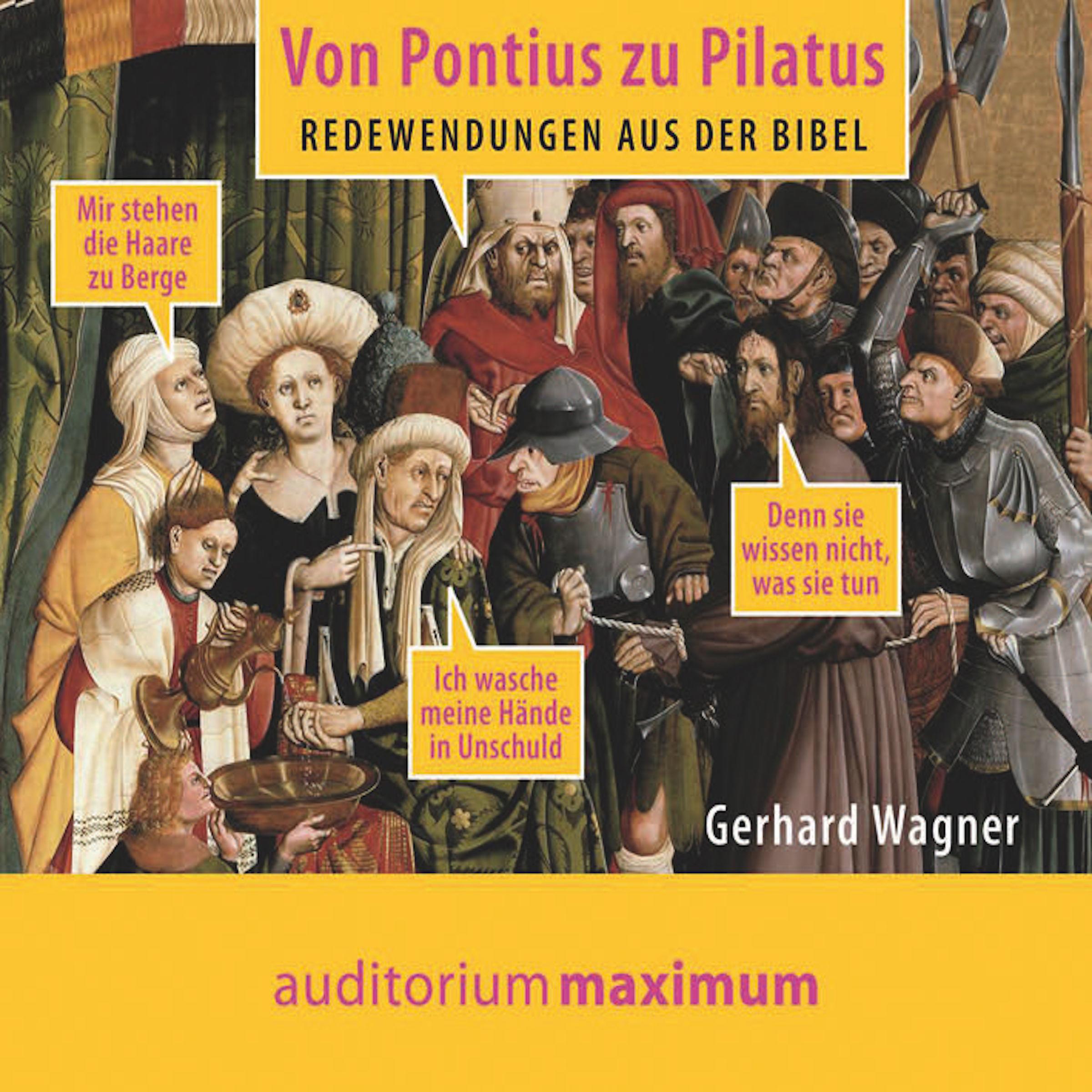 Von Pontius zu Pilatus - E-lydbog