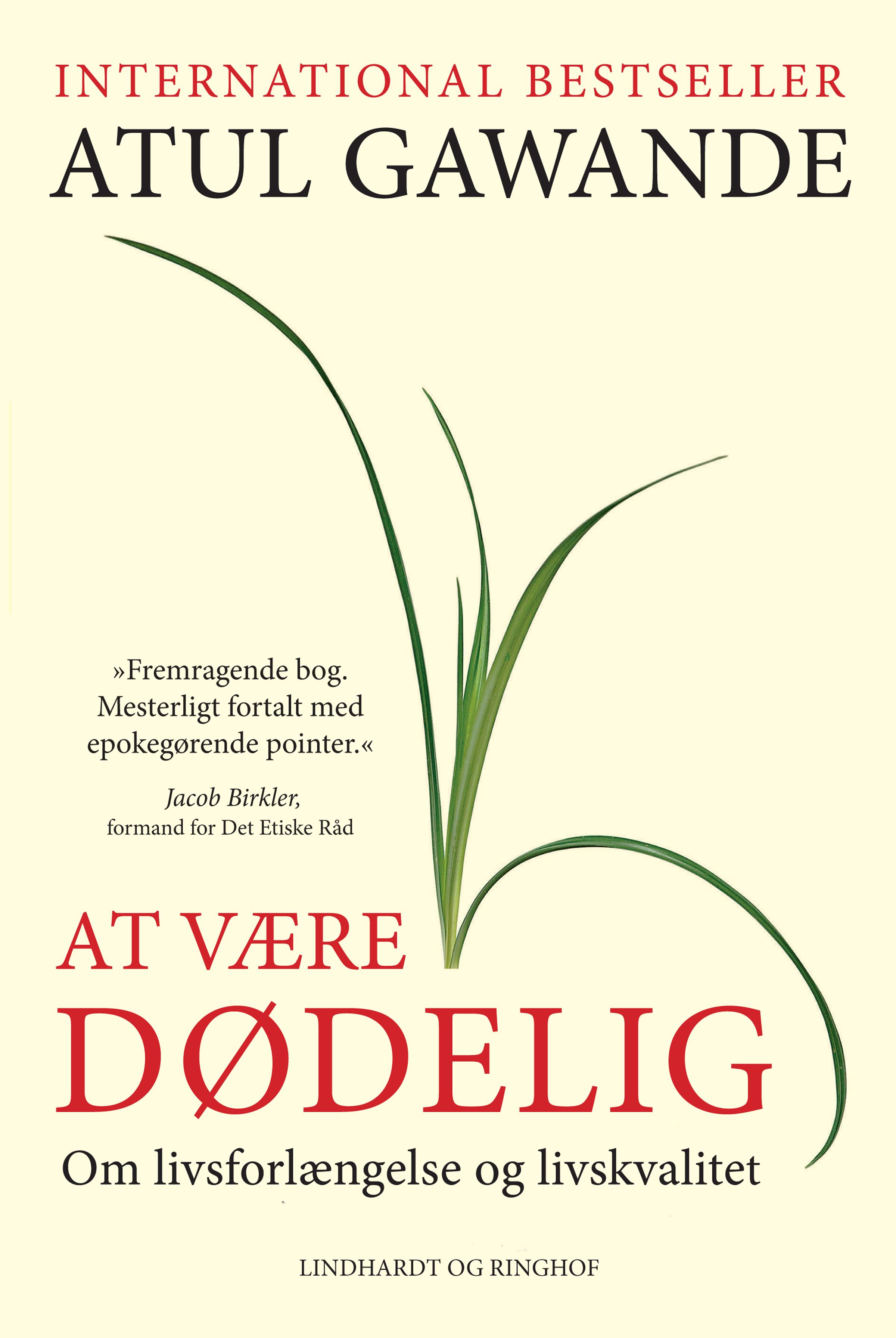 N/A At være dødelig - om livsforlængelse og livskvalitet - e-bog fra bog & mystik