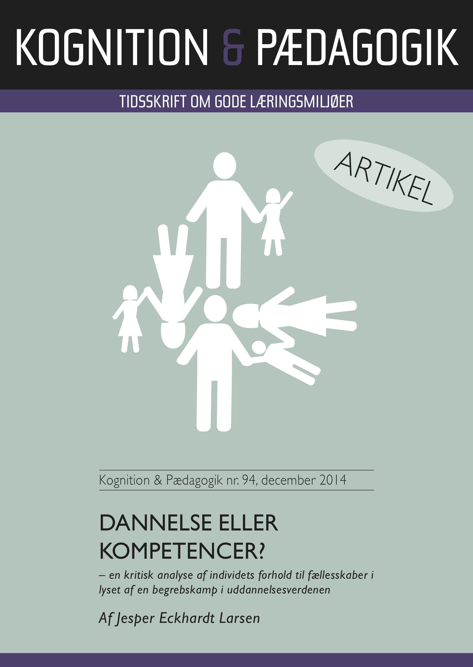 Dannelse eller kompetencer - e-bog fra N/A på bog & mystik