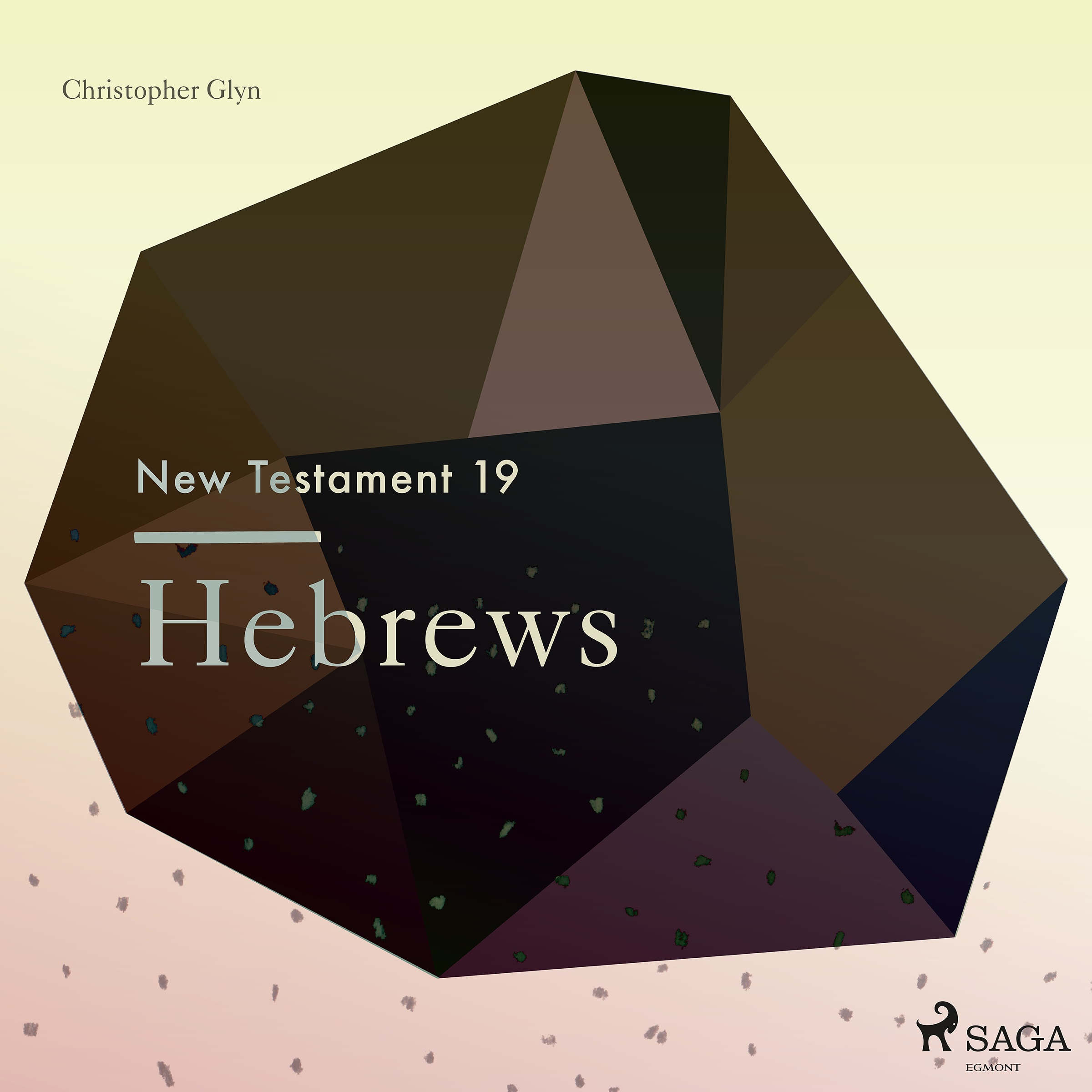 Image of   The New Testament 19 - Hebrews - E-lydbog