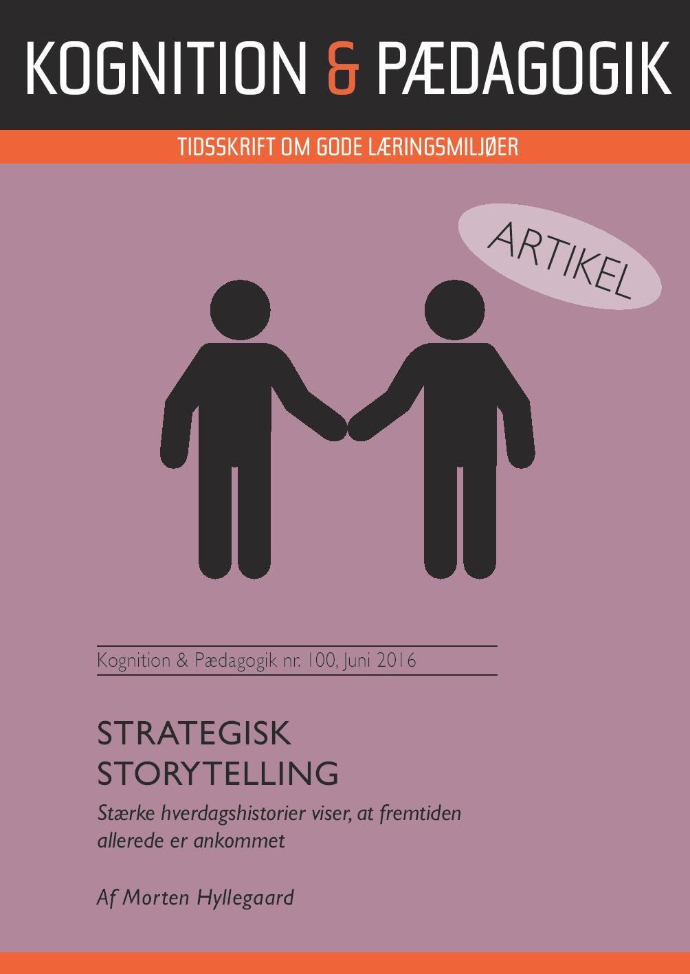 N/A Strategisk storytelling - e-bog fra bog & mystik