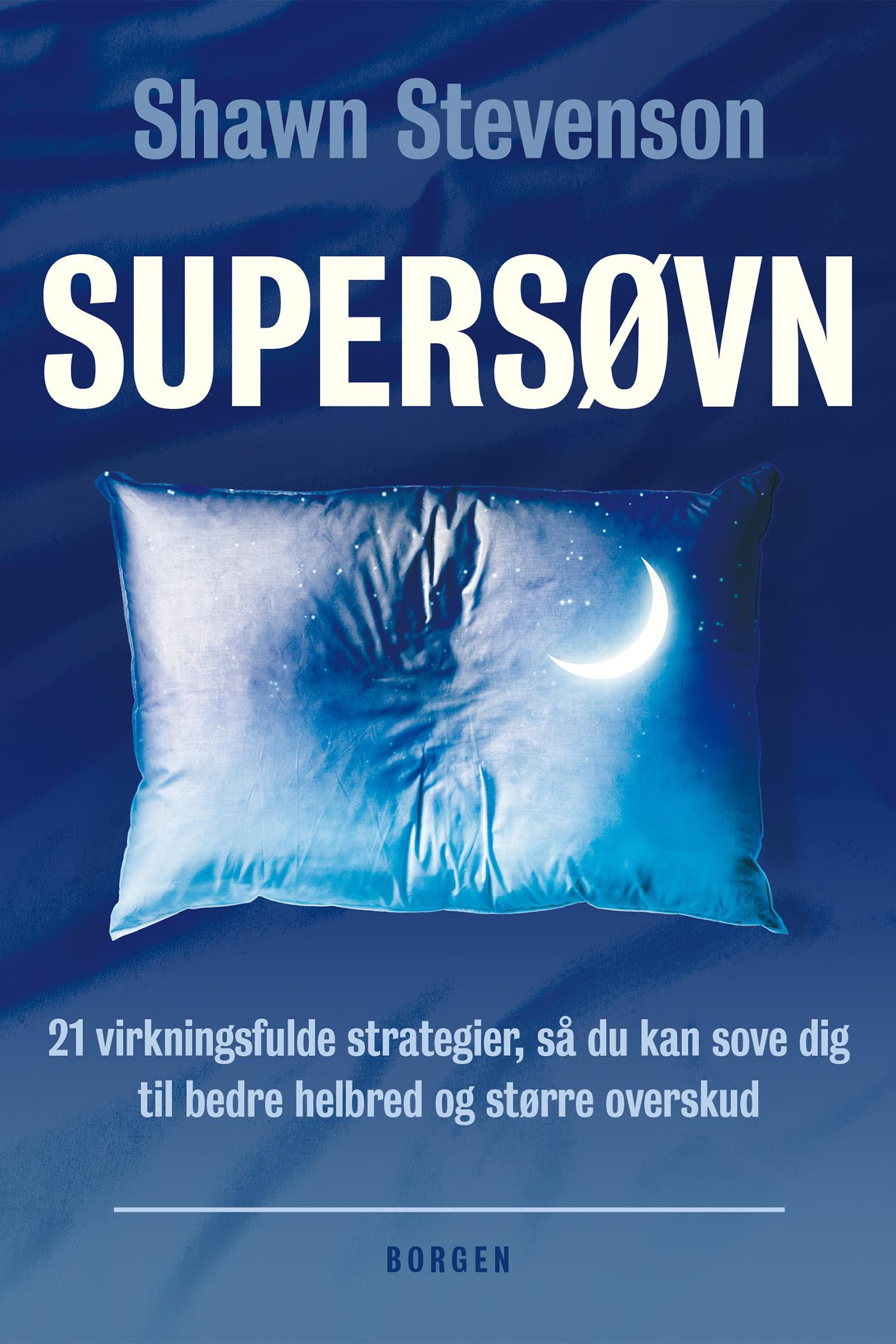 N/A – Supersøvn - e-bog på bog & mystik