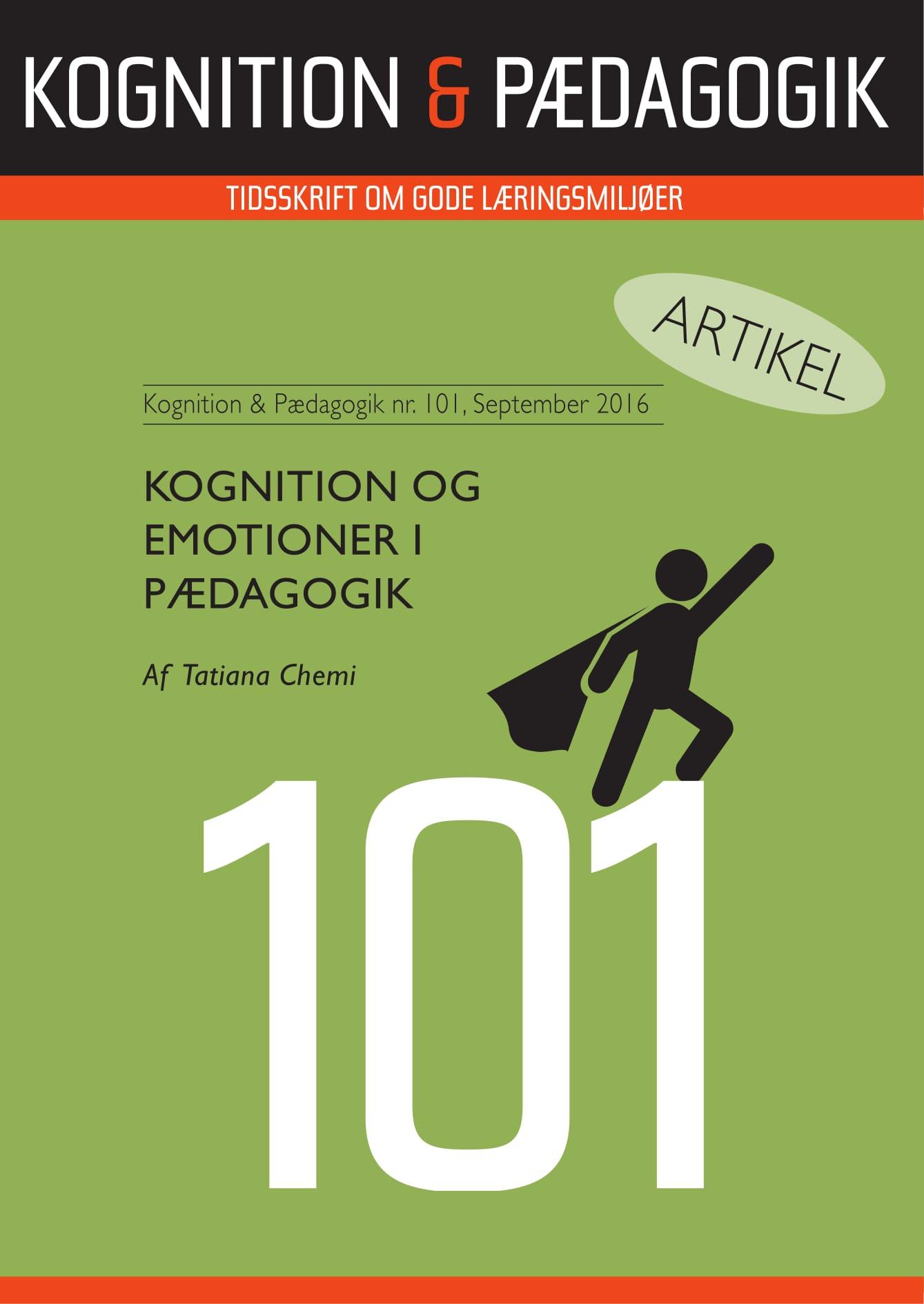 N/A – Kognition og emotioner i pædagogik - e-bog på bog & mystik