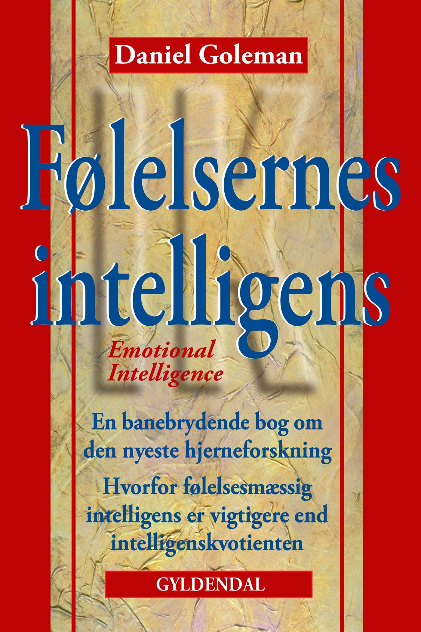 Følelsernes intelligens - e-bog fra N/A fra bog & mystik