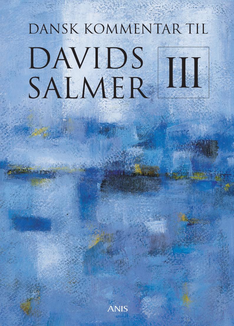 Image of   Dansk Kommentar til Davids Salmer III - E-bog