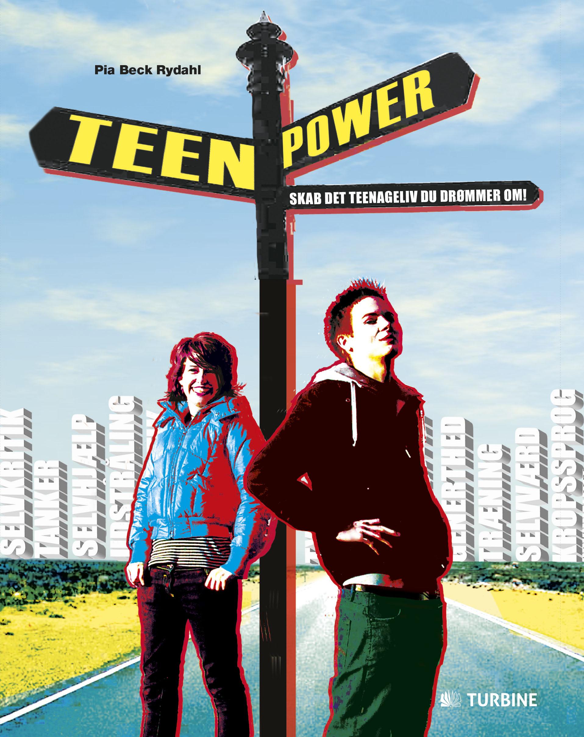 N/A Teenpower - e-bog fra bog & mystik