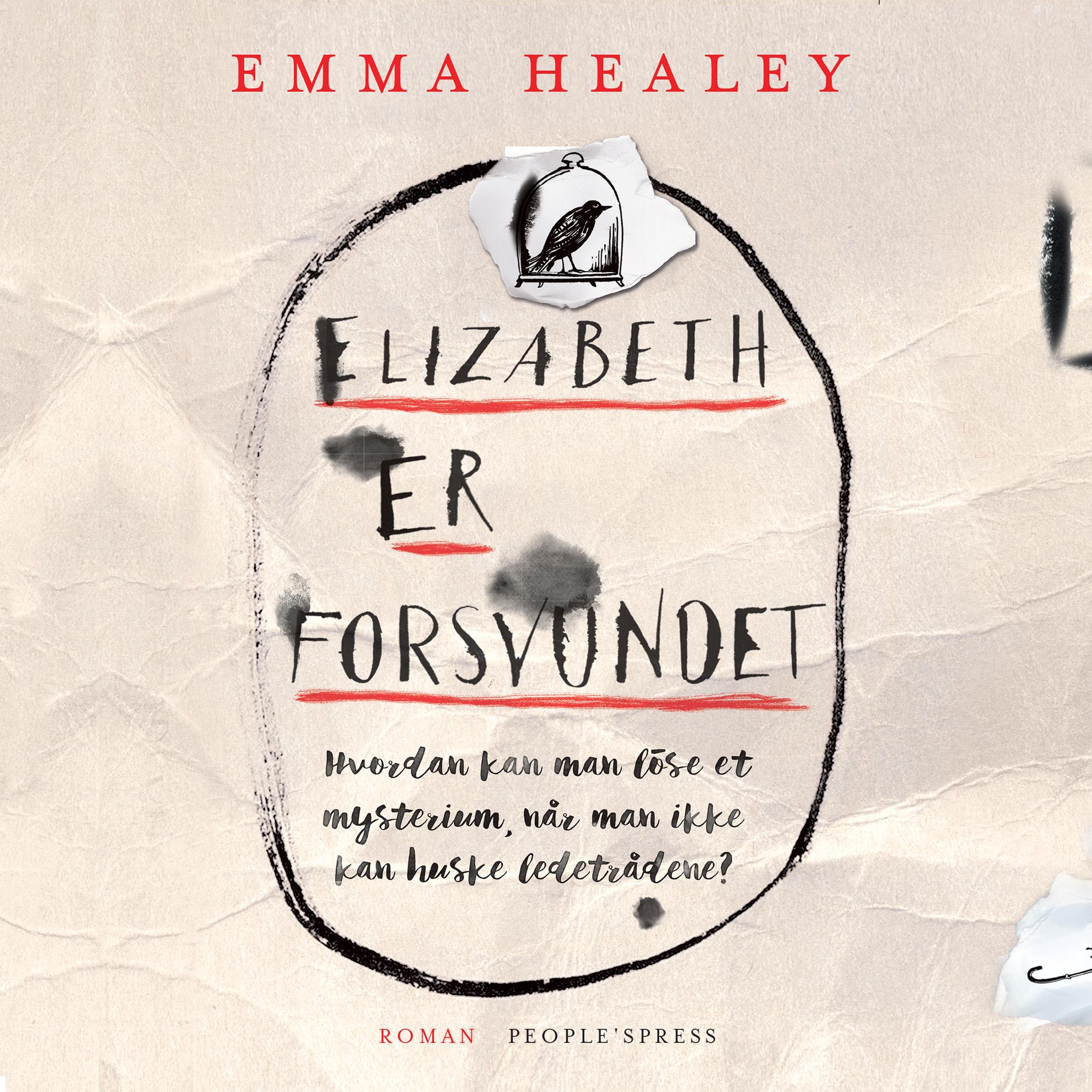 N/A Elizabeth er forsvundet - e-lydbog fra bog & mystik
