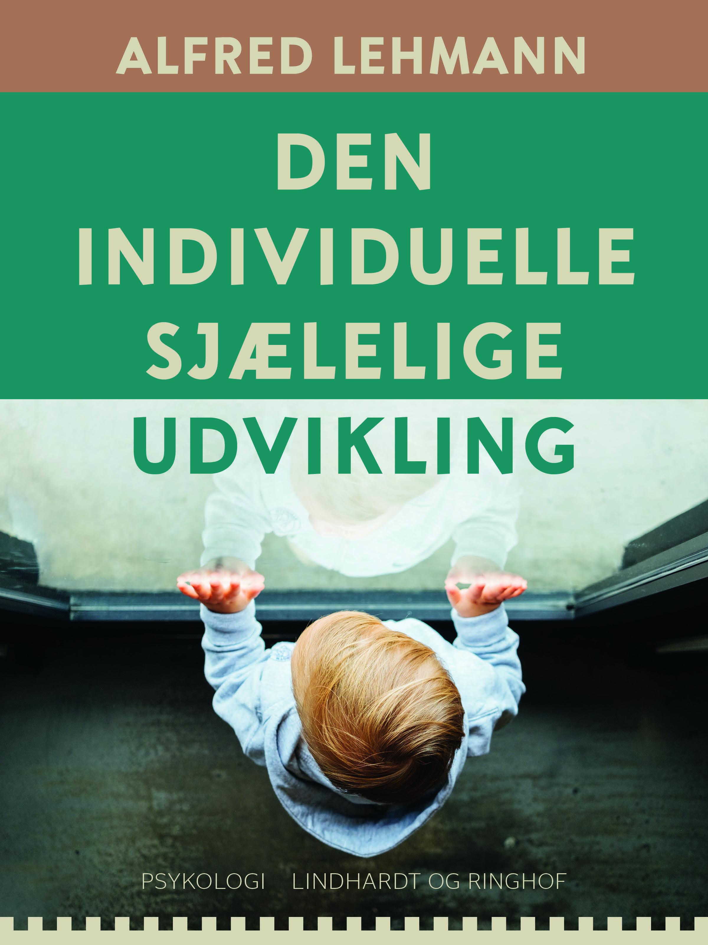 Billede af Den individuelle sjælelige udvikling - E-bog