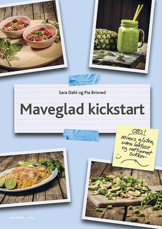 N/A Maveglad kickstart - e-bog på bog & mystik